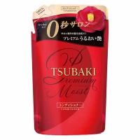 Кондиционер Tsubaki Premium Moist 330мл.